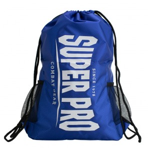 Super Pro Combat Gear Carry Bag Blauw/Wit (Kleding)