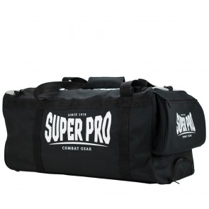 Super Pro Combat Gear Trolley Zwart/Grijs/Wit