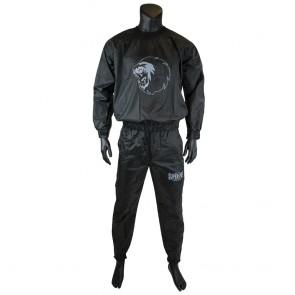Super Pro Combat Gear Zweetpak/ Sweat Suit Zwart/Wit