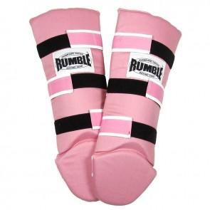 Rumble Scheenbeschermers De Luxe Roze Medium