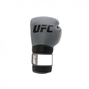 UFC Stand Up Training (kick)bokshandschoenen Zwart/Grijs 14oz
