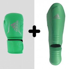 adidas Superset Speed vs. Hybrid Lime/Zilver (10% korting)