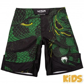 Venum MMA Short Junior Green Viper Extra Large (14 jaar)