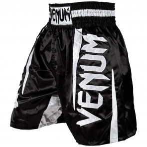 Venum Elite Boxing Short Zwart