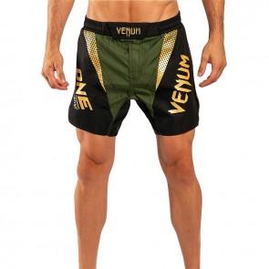 Venum MMA Short X-One Groen/Goud
