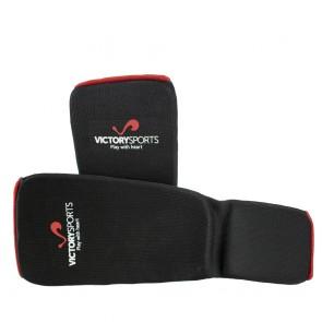 Victory Sports Elastische Beenbeschermers (Protectie)