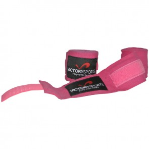 Victory Sports Bandage Ladies Roze 4 meter