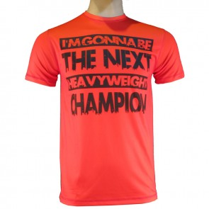 Victory Sports T-Shirt I Gonna Be the Next Heavyweight Champion