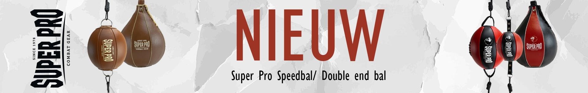 Speedbal/Double end bal Super Pro